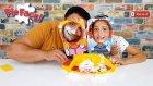 Pie Face Duello Oynadık Çok Eğlenceli Bİr Yarışma Oldu
