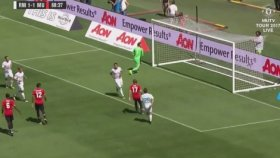 Real Madrid 1-1 Manchester United (1-2) (Maç Özeti / Penaltılar 24 Temmuz 2017)