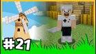 Yel Değirmeni ve Tarlası - ÇiftçiCraft S2 - #21