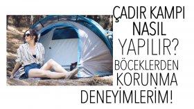 Çadır Kampı Hakkında Merak Edilenler Ve Deneyimlerim I Dario Fo - Yalnız Kadın