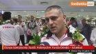 Dünya Şampiyonu Sualtı Hokeyciler Yurda Döndü - Istanbul