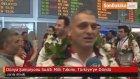 Dünya Şampiyonu Sualtı Milli Takımı, Türkiye'ye Döndü