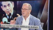 Fatih Altaylı Canlı Yayında Dursun Özbek'e Çok Sinirlendi Küfür Etdi