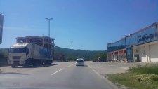 Podgorica Ulcinj Yolu