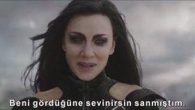 Thor Ragnarok (2017) Türkçe Altyazılı Fragman #2 Comic-Con