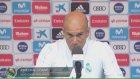 Zidane'dan Mbappe açıklaması