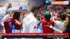 2017 Işitme Engelliler Olimpiyatları - Türk ve Yabancı Sporcular, Sahada Dans Etti