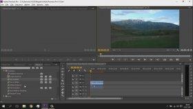 Adobe Premiere Dersleri - Ders #2 - Sahne Geçişleri ve Blur