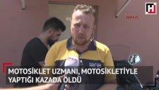 Altın Elbiseli Adam Barkın Bayoğlu Hayatını Kaybetti