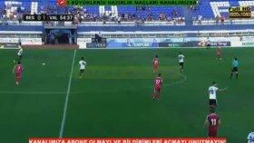 Beşiktaş 2-2 Real Valladolid (Maç Özeti - 25 Temmuz 2017)
