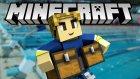 Minecraft Solo - Olimpik Havuz ve Giyim Odası - Bölüm 35 - Burak Oyunda