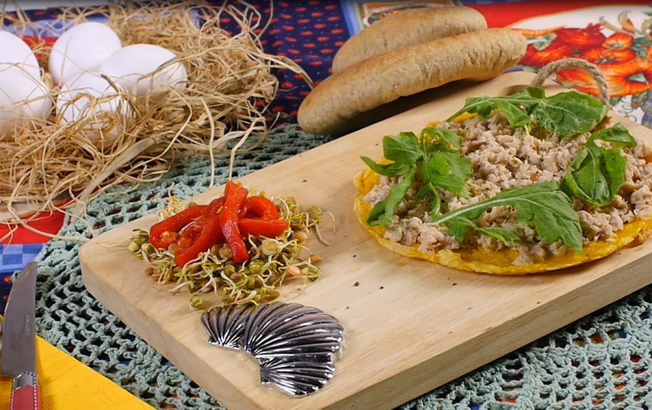Ton Balıklı Salata Tarifi Videosu