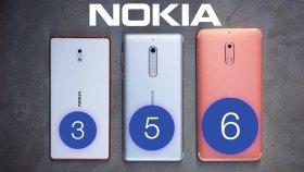 Vodafone'un Bangır Bangır Reklamını Yaptığı Telefonlar: Nokia 3-5-6 İncelemesi