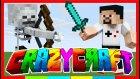 Zindanın Fethi ve Yeni Armorlar - Modlu Survival - Crazy Craft #2