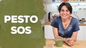 Makarna Sosu - Pesto Sos Nasıl Yapılır? (Tüm Aile İçin)   İki Anne Bir Mutfak