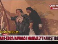 Ters Köşeye Yatıran Karı Koca Kavgası - İstanbul
