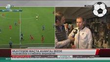 Abdullah Avcı Maç Sonu Açıklamaları (Club Brugge 3-3 Başakşehir)