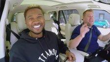James Corden'la Carpool Karaoke Konuğu Usher