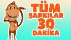 Kukuli - 30 Dakika Tüm Kukuli Şarkıları | Tinky Minky Çizgi Film Şarkıları