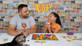 Tabu Junior Oyunu Oynadık !! Anlatmak Ancak Bu Kadar Zor Olur!