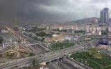 30 Saniyede İstanbul'daki Havanın Değişimi