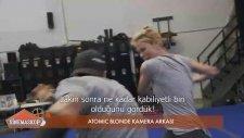 Atomic Blonde / Sarışın Bomba Kamera Arkası