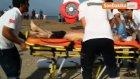 Bafra'da 2 Kişi Denizde Boğuldu