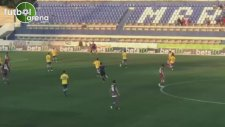 Dusko Tosic'in Las Palmas'a attığı gol