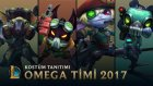 Görev: Teemo'yu Kurtar | Omega Timi 2017 Kostümleri - League of Legends