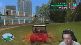 GTA : Vice City | Bölüm 3 | PİZZACI GAVAT ÇOCUK
