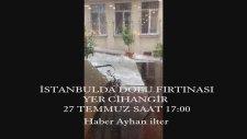 İstanbul Akşam Saatlerinde Bastıran Yağış Dolu Fırtınasına Döndü Haber Ayhan ilter