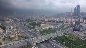 İstanbul'daki Havanın 30 Saniyede Değişimi