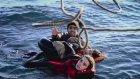 Kadıköy'de Şişme Botla Gezen Yurdum İnsanı