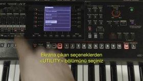 Roland E A7 Hızlı Kullanım No:1 Çabuk Öğrenme Hızlandırılmış Eğitim Vidyosu