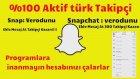 Snapchat Arkadaş Kasma - İzlenme Kasma!
