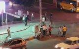Gaziantep'te Yol Verme Kavgası