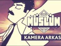 Müslüm Gürses Animasyonunun Kamera Arkası