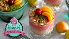 Taze Meyveli Aşure Puding | Ayşenur Altan Yemek Tarifleri