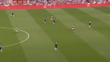 Arsenal 1-2 Sevilla (Maç Özeti - 30 Temmuz 2017)