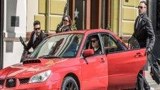 Baby Driver'ın Akıllara Zarar Açılış Sahnesi