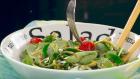 Frambuazlı Semizotu Salatası