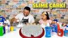 Slime Çarkı Yarışması En Güzel Slime Kimin ? Cezalara Dikkat !!