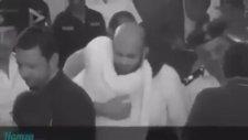 hapiste yatan kocasını ziyaret eden kadının sarılması ke-efirler inse-enları suçsuzyere yatırıyorlar