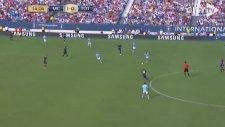 Manchester City Antrenmanda Çalıştı Maçta Uyguladı