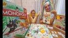 Monopoly Junior Kutusu Açıyoruz, Kim Kazandı Dersiniz ? Çok Eğlendik, Çocuk Videosu, Toys Unboxing