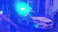 Olayın İçine Yanlama Dalan Polis