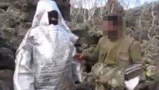 Terör Örgütü PKK'nın Alüminyum Folyolu Taktiği