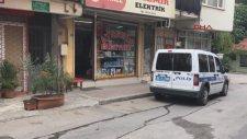 Bursa'da Berberlerin Bıçaklı Sopalı Kavgası