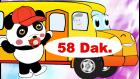 Çocuk Şarkıları | Bebek Şarkıları | Okulun Servisi ve 58 Dakika Çocuk Şarkıları Dinle