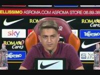 Cengiz Ünder - Totti İle Oynamak İsterdim